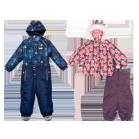 Зимние комплекты и комбинезоны Kerry в интернет-магазине KinderSmile.ru